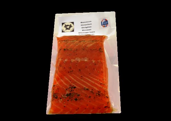 Saumon gravlax origine Écosse